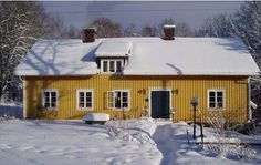 Nice house in Sweden - for cooking or relaxing with friends - owners in Boswijk