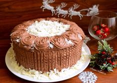 Deserts, Food And Drink, Lily, Sweets, Cake, Sweet Pastries, Pie Cake, Desserts, Pastel