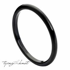 Hey, I found this really awesome Etsy listing at https://www.etsy.com/listing/233900236/tungsten-carbide-rings-2mm-polished