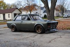 Datsun 510...Maybe not that much of a dream car but i like it!