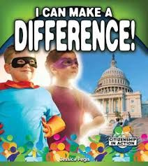 I Can Make a Difference! School Community, Community Service, Global Citizenship, Make A Difference, Free Reading, Different, Problem Solving, Social Studies, I Can
