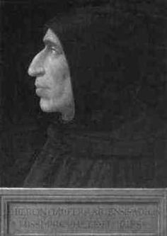 Girolamo Savonarola quotes #openquotes