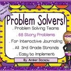 Every year I battle with the struggle of word problems for students. I wanted a way to alleviate the stress and frustration over solving word probl...