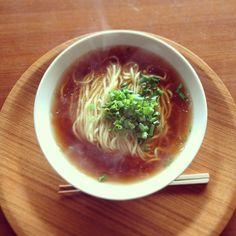 まるで生麺!ほんまや、ラー王やるなぁ。 - @dbsk- #webstagram