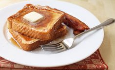 How to Make French Toast:  Sweet and chewy French toast is the perfect way to say bonjour to your weekend.