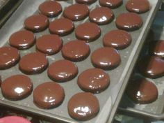 OMG!!  Girl Scout Thin Mint Cookie Recipe!