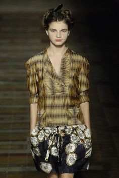Dries Van Noten Spring 2006 * What I Would Wear * The Inner Interiorista