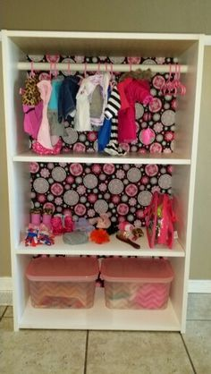American Girls Dolls Bed With Pegs