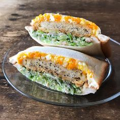 Toasties with croquette Clean Recipes, Snack Recipes, Cooking Recipes, Healthy Recipes, Bulgogi, Breakfast Menu, Learn To Cook, Food Photo, Hot Dog Buns
