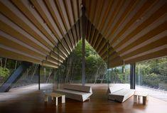 Centro Momofuku Ando / Kengo Kuma & Associates