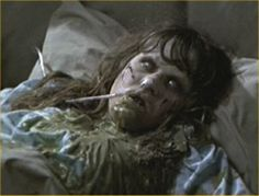 The barf used in The Exorcist was actually Andersens Pea Soup. They tried Campbell soup was they didnt like the way it looked.