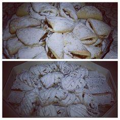 En güzel mutfak paylaşımları için kanalımıza abone olunuz. http://www.kadinika.com Farklı şekillerde elmalı pasta dilimleri tarif aşağılarda var