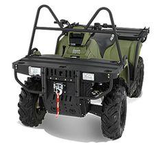 Business Talk India, Jayashankar Menon's Blog | Polaris bags contract to provide MV850 ATVs to German Army