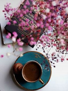 Relax with a cup of tea and a book