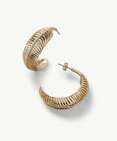 Palm fronds earrings - Tommy Bahama