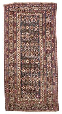 antique Chichi rug   --264cm. x 132cm.(8ft.8in. x 4ft.4in.) I Christie's Sale 4943