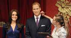 Kate Middleton Wax Figure Unveiled At Tussaud's (PHOTOS) | HuffPost
