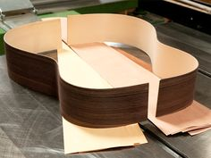 Guitar Side Laminations