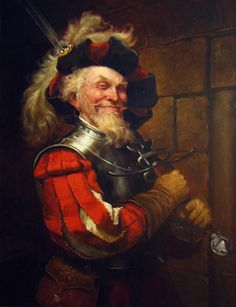 """Landsknecht """"servants of the land"""", were colourful mercenary soldiers with a formidable reputation who became an important military force through late 15th- and 16th-century Europe. Consisting predominantly of German mercenary pikemen and supporting foot soldiers, they achieved the reputation for being the universal mercenaries of early modern Europe."""
