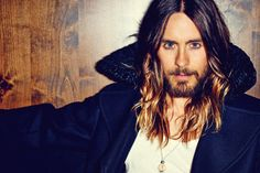I just cannot handle Jared Leto. He's so caring, hilarious and absolutely beautiful. Please love me!