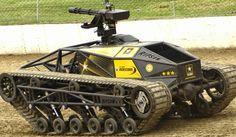 A 9,000-Pound Tank That's Faster Than a Ferrari