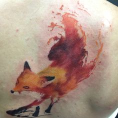 watercolor tattoos | Watercolor Tattoo Artist – Joel Wright
