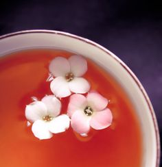 tea and flowers Flower Tea, My Cup Of Tea, Tea Cups, Floral, Flowers, Desserts, Merry, Food, Tailgate Desserts