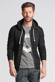 Grey Nepp T-Shirt With Graphic