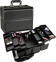 Seya Large Pro Makeup Artist Case (All Black Smooth) Seya Beauty http://www.amazon.com/dp/B01019TM9O/ref=cm_sw_r_pi_dp_JKi1wb1Z3ANJ4