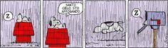 Rain, rain go away snoopy wants...