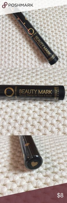 Beauty mark beauty stamp for face and body Urban outfitters heart shape beauty mark beauty stamp for face and body. Perfect for festivals. Brand new sealed. ❤ Urban Outfitters Makeup