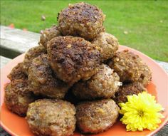 Schnitzla - Polish Meatballs.
