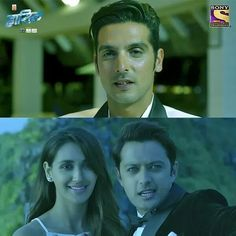 """3,422 Likes, 18 Comments - Sony Entertainment Television (@sonytvofficial) on Instagram: """"Will Ranvir accept Kabir's love for Aanchal? Find out on #Haasil, tonight at 9:30 PM. @itszayedkhan…"""""""