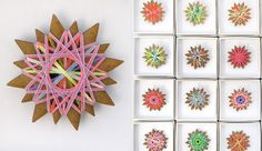 amazing string brooches