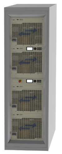 Regatron GSS Systemschrank, for 128 kW fast charging, for batteries up to 1500 VDC