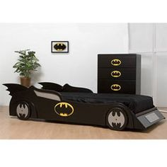 Batman Gotham City Wall Decal Superhero Room Deor