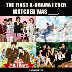Boys over flowers oh ma god! It was jst awsm!!!♥♥♥♥♥♥