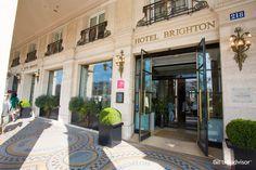 Hotel Brighton (Paris, France)