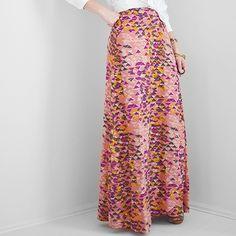 I Still Love You by Melissa Esplin: Sewing: Super Wrap Maxi Skirt