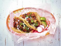 Carnitas Taco From 'Tacolicious'