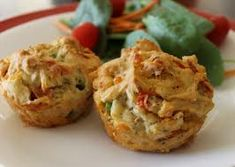 This delicious gluten-free pizza muffin recipe makes an easy gluten-free lunch, a savory breakfast, or a quick dinner. It includes dairy-free options. Gluten-Free Pizza Muffins Recipe Stephanie Parker nvlynnae Gluten-Free Main Dishes This delicious Gluten Free Recipes For Lunch, Foods With Gluten, Gluten Free Cooking, Lunch Recipes, Delicious Recipes, Pizza Muffins, Savory Muffins, Gluten Free Muffins, Muffin Recipes