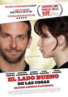 ABRIL-2014. El lado bueno de las cosas. DVD ANGLÈS 342.  http://www.youtube.com/watch?v=X61g-9ArR7o