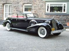 1934 Cadillac 16 Cylinder Phaeton Convertible Maintenance/restoration of old/vintage vehicles: the material for new cogs/casters/gears/pads could be cast polyamide which I (Cast polyamide) can produce. My contact: tatjana.alic@windowslive.com