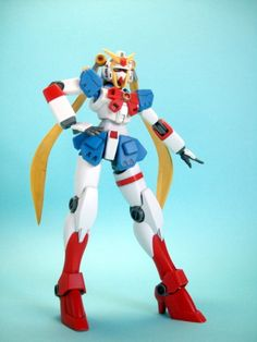 Robot Sailor Moon always makes me smile, I would love to know who made this!