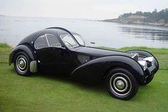 Bugatti Type 57S Atlantic 1938