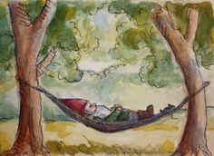 Nap time!  JollyGnome.com