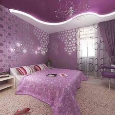 Wandfarbe, Farben, Lila Schlafzimmer, Schlafzimmerfarben, Mädchen  Schlafzimmer, Schlafzimmerdeko, Gemütliches Schlafzimmer,  Traum Schlafzimmer, ...
