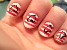 valentine ready nails.