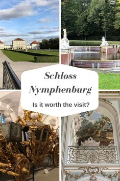 Is Schloss Nymphenburg worth a visit? Travel Destinations, Travel Europe, Africa Travel, European Travel, Travel Inspiration, Travel Ideas, Travel Tips, Travel Articles, Travel Advice