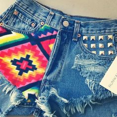 navajo and studs
